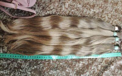 Продать длинные и здоровые волосы. Сколько можно заработать?